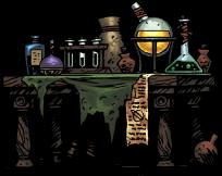 錬金術のテーブル