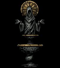 聖なる噴水盤