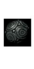 先祖のマスケット弾