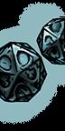 Icosahedric Musket Balls